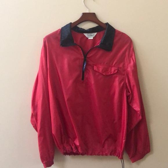 L.L. Bean Jackets & Blazers - L. L. Bean Pullover Windbreaker Jacket (woman)